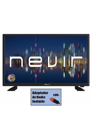 "TELEVISOR NEVIR 24"" FULL HD..."