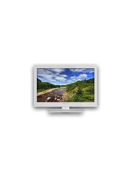 """TELEVISOR INFINITON 24"""" INTV-2417 FULL HD 100 HZ USB GRABADOR BLANCO"""