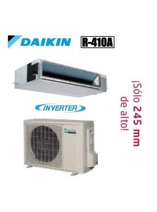 Aire Acondicionado Daikin ADEQS100C por Conductos 8100 Frig Inverter