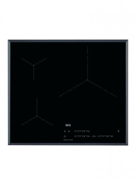 Placa de inducción AEG IKB63435FB Maxisense con 3 zonas de cocción