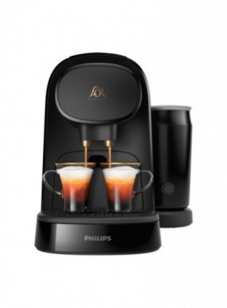 Cafetera espresso cápsulas...