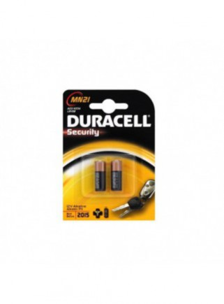 2 Pilas MN21 3LR50 Duracell