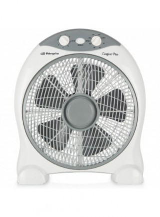 Ventilador Box Fan Orbegozo...