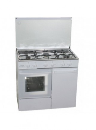 Cocina Rommer Ch-916- B Gas...