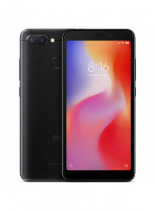 Móvil Xiaomi Redmi 6 - Negro