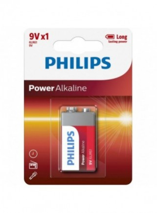 BLISTER PHILIPS 1 PILA...