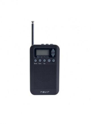 Radio Nevir NVR-135 D Negro