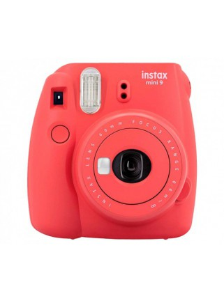 Fujifilm Instax Mini 9 Rojo...
