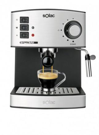 Cafetera Espresso SOLAC...