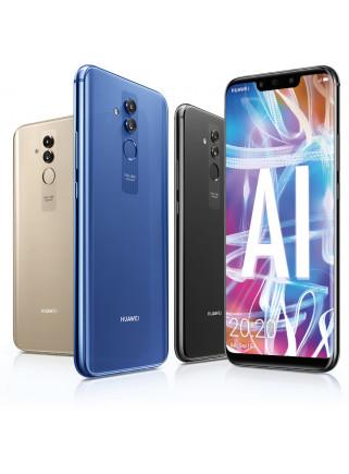 Smartphone Huawei Mate 20 Lite Azul Dual SIM 4/64GB Libre