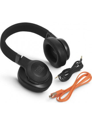 Auriculares Diadema Inalámbricos JBL E55BT Negro Bluetooth 4.0 20H