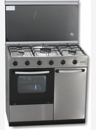 Cocina Rommer CH-926 X Inox...