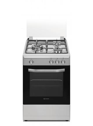 Cocina Schneider SCG5010X Inox 3 Fuegos+Horno Kit Butano/Natural