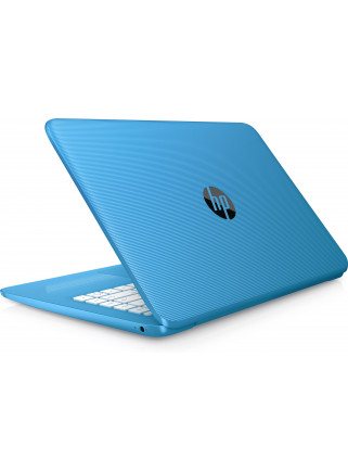Ordenador Portátil HP Stream 14-AX001NS Celeron N3060 4GB Azul 32GB