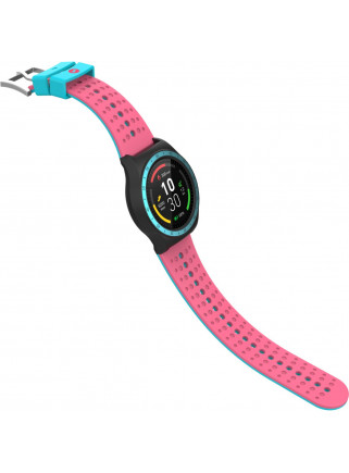 Reloj Smartwatch SPC 9625P Smartee Pop Rosa/Azul Pantalla Color
