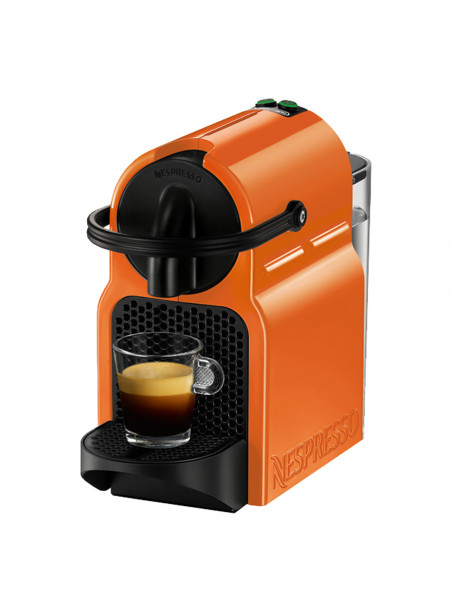 Cafetera Cápsulas Delonghi EN80O Naranja 19 Bares Nespresso