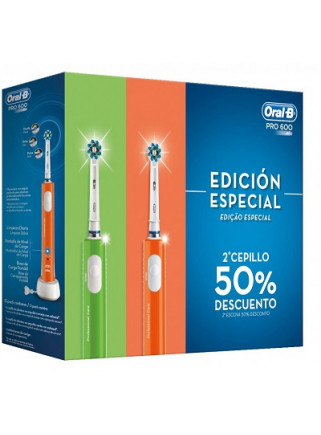 Cepillo Dental Braun Dual...