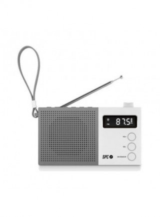 Radio portátil digital SPC...