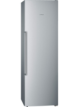 Congelador Vertical Siemens GS36NAI31 Inox A++ NoFrost LED