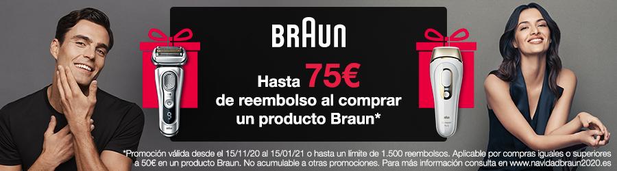 Banner Promoción Braun